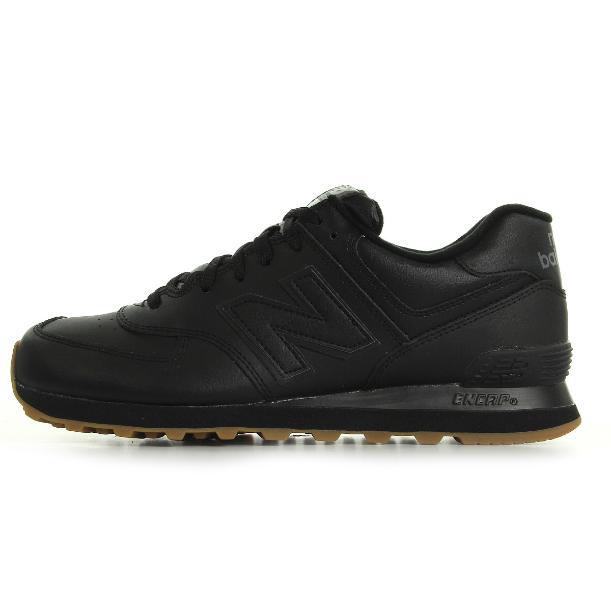 chaussures baskets new balance homme nb574 taille noir. Black Bedroom Furniture Sets. Home Design Ideas
