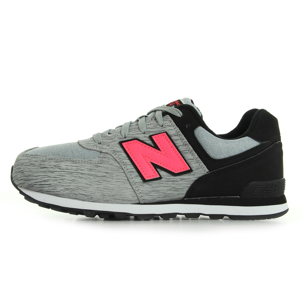 New Balance Grise Et Rose