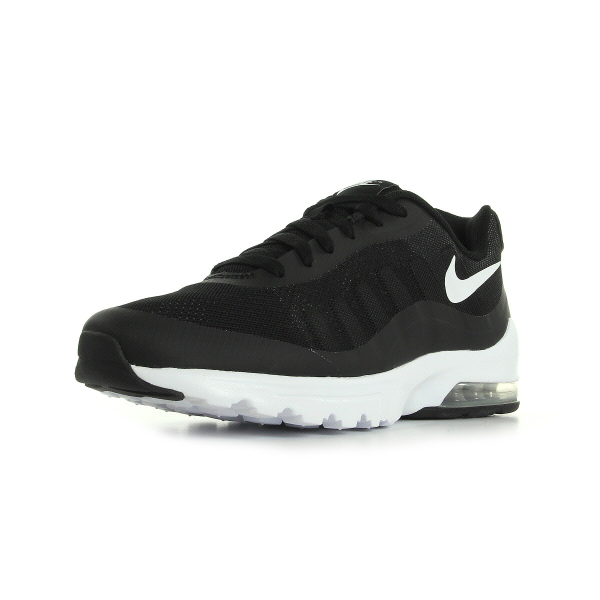 CHAUSSURES BASKETS NIKE homme Air Max Invigor taille Noir Noire Synthétique