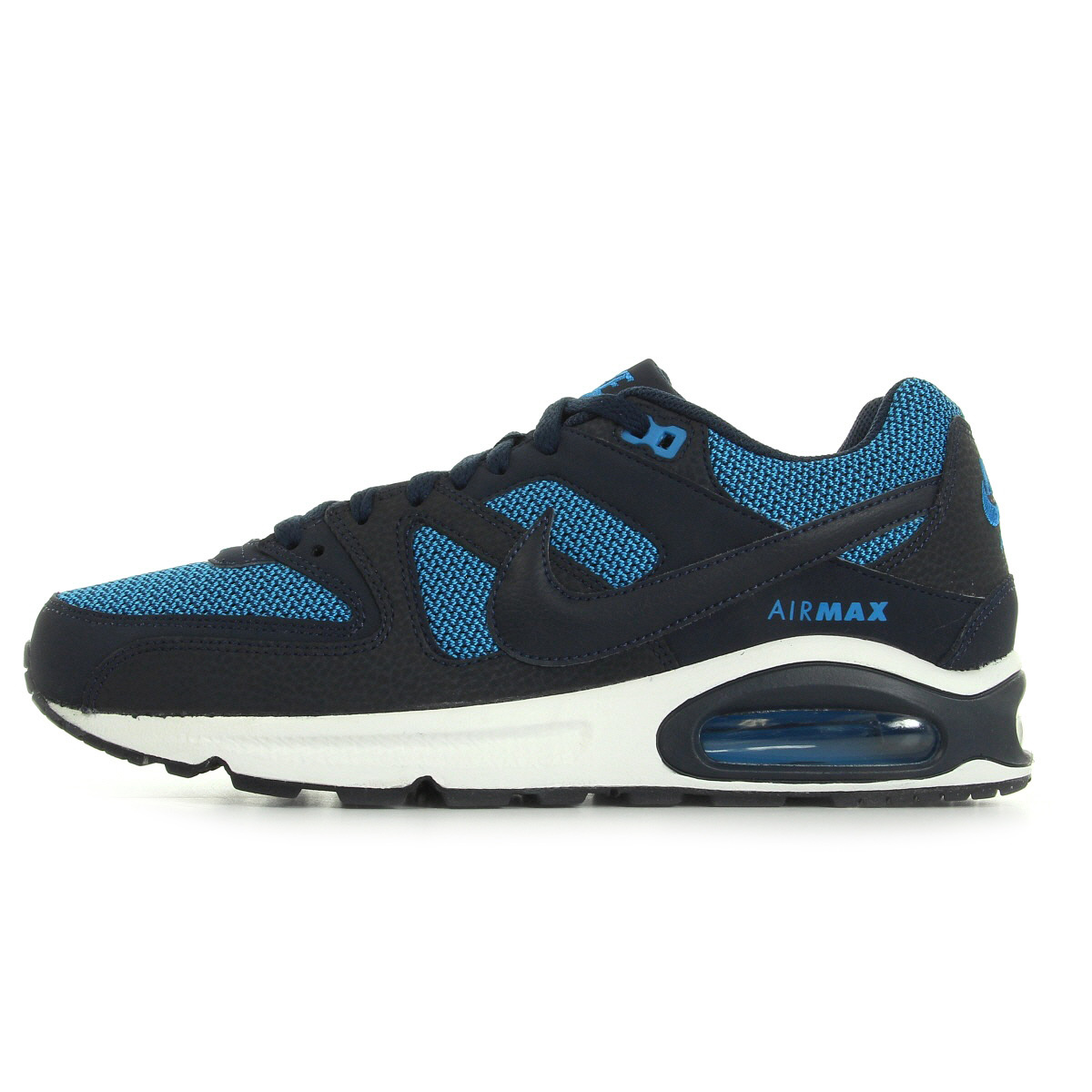schuhe nike herren air max command blau ebay. Black Bedroom Furniture Sets. Home Design Ideas