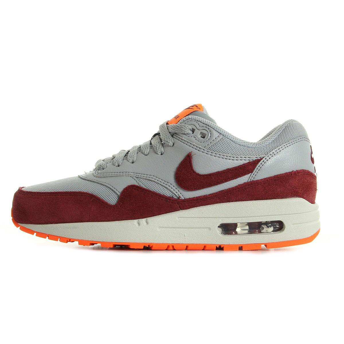 Nike Air max 1 essential 599820015, Baskets mode femme