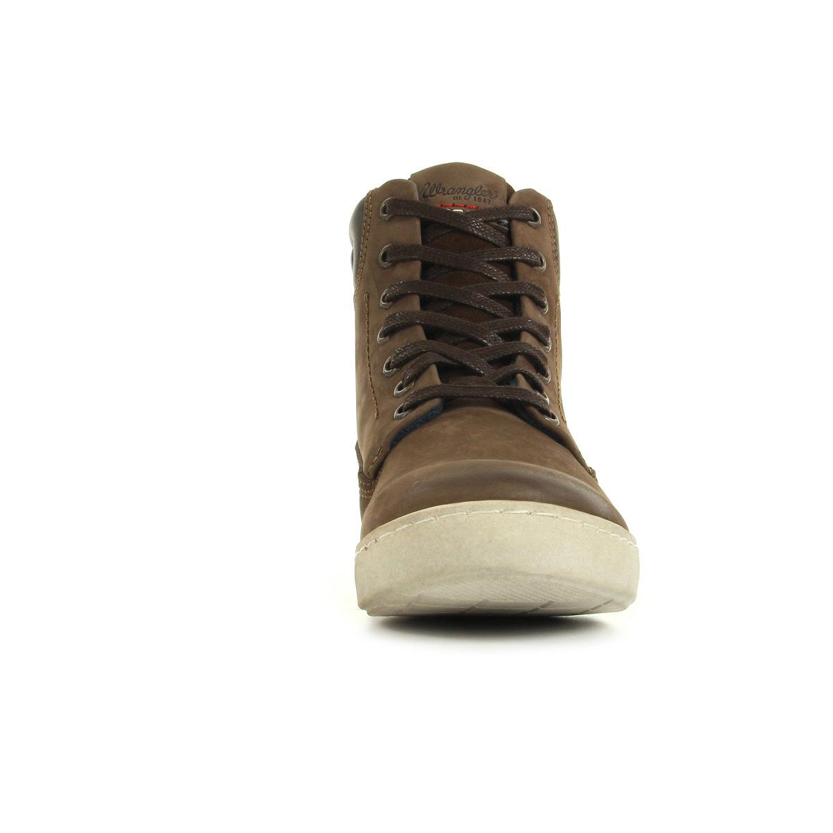 Wrangler Billy Brown WL15261030, Boots femme