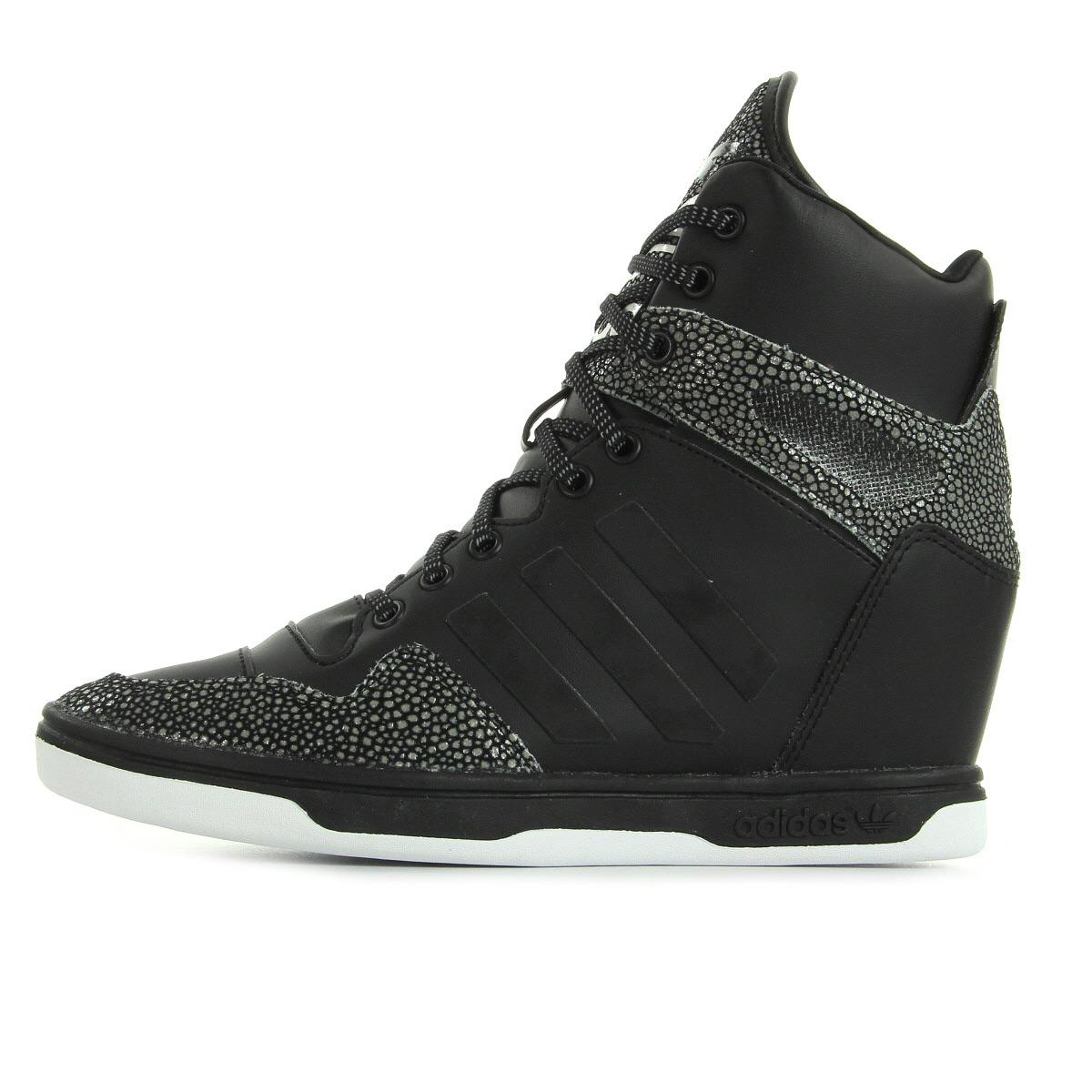 adidas M Attitude Up S81619, Baskets mode femme