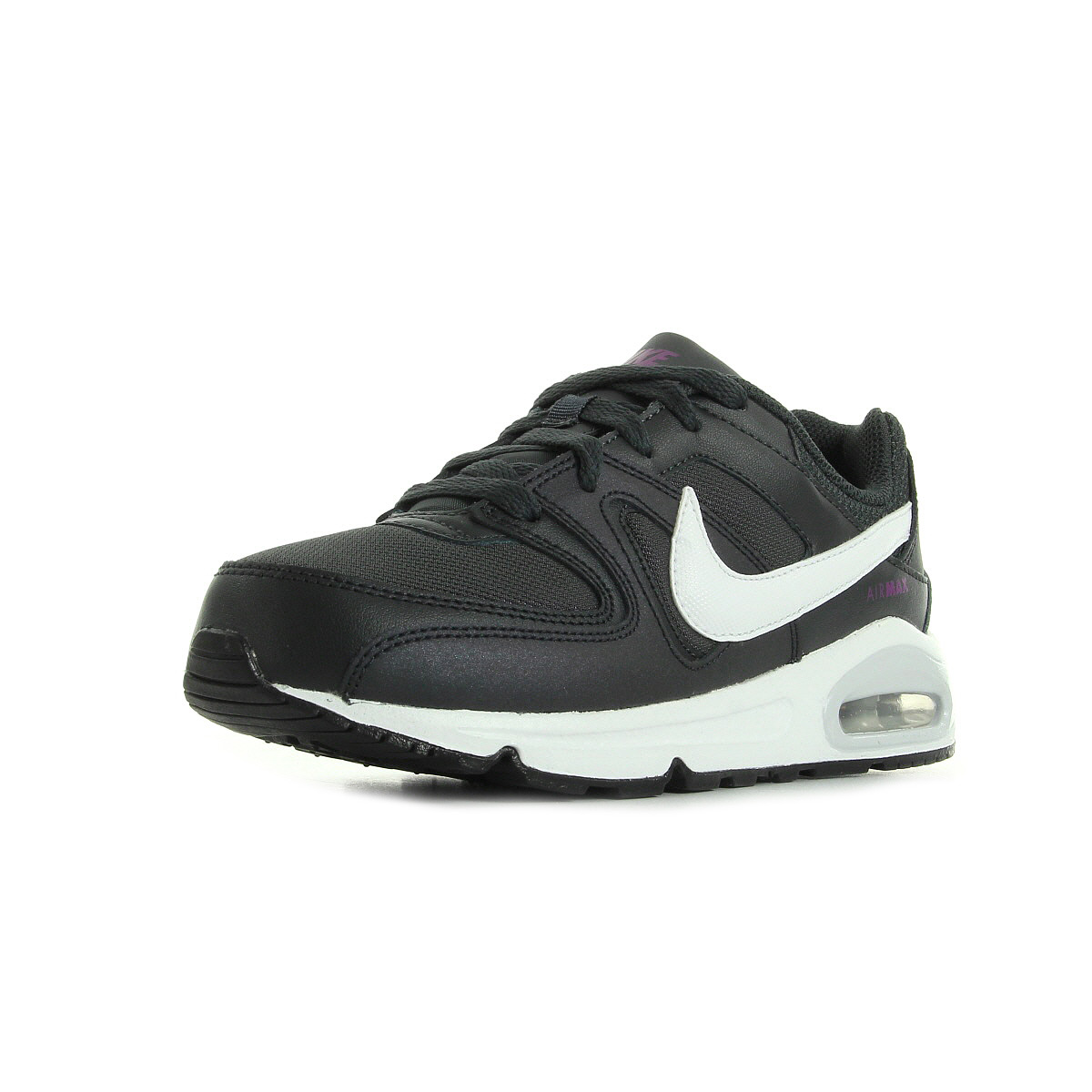 ... nike air max command baskets basses à lacets homme