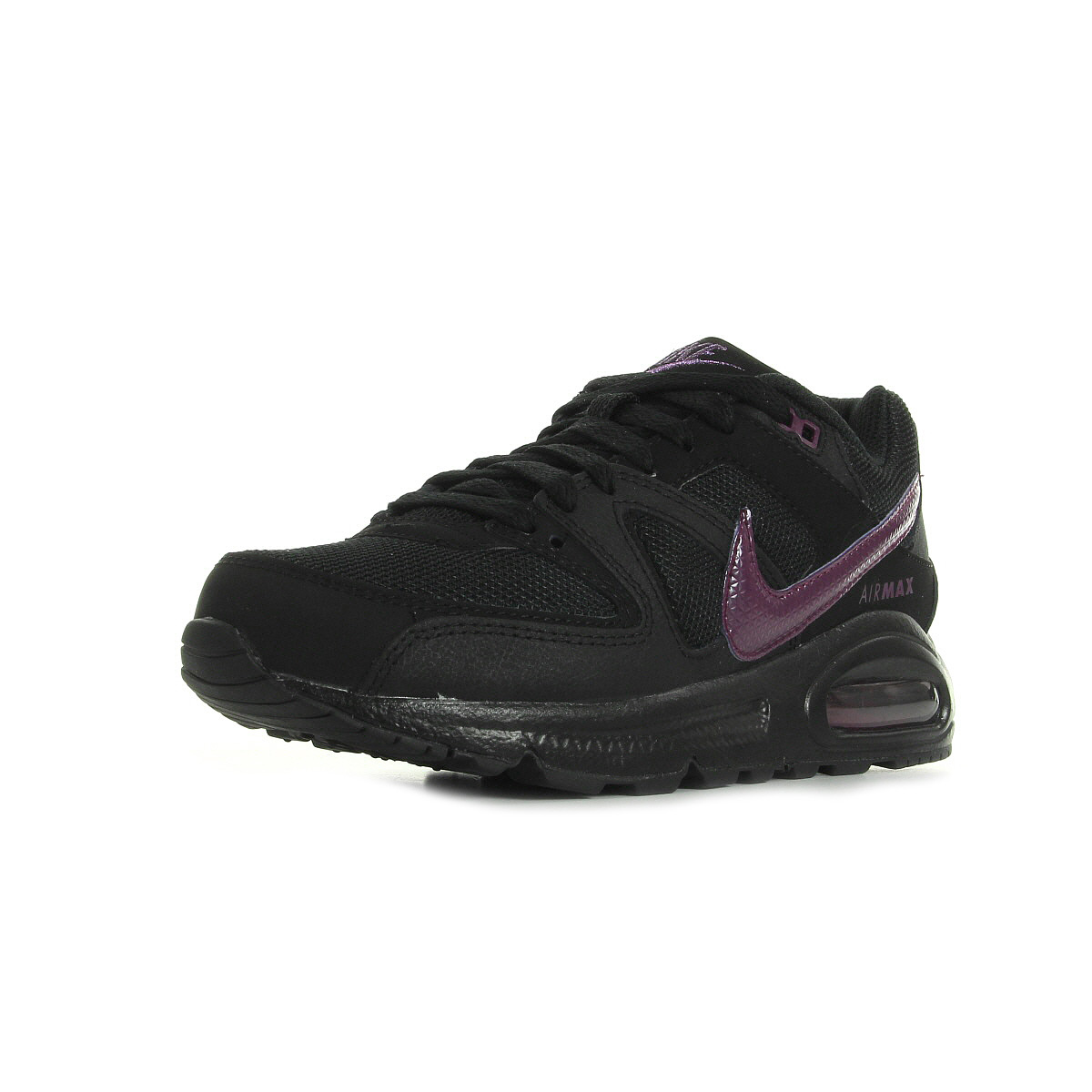 nike dunks rétro - Nike Air Max Command 397690056, Baskets mode femme