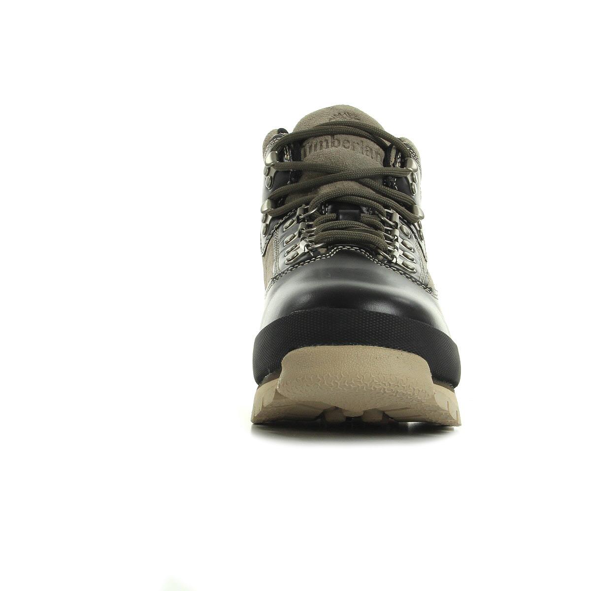 Timberland Euro Hiker Black