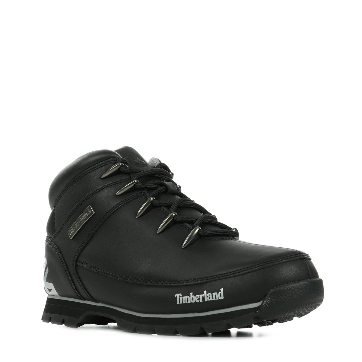 Timberland Euro Sprint Hiker Black Reflective