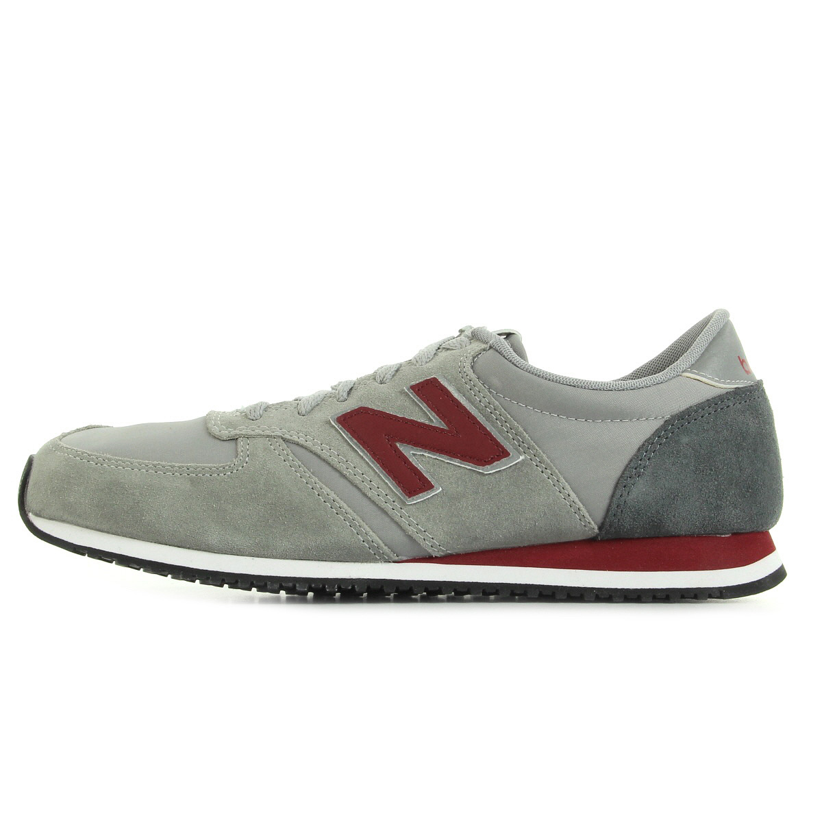new balance u420 gris bordeaux