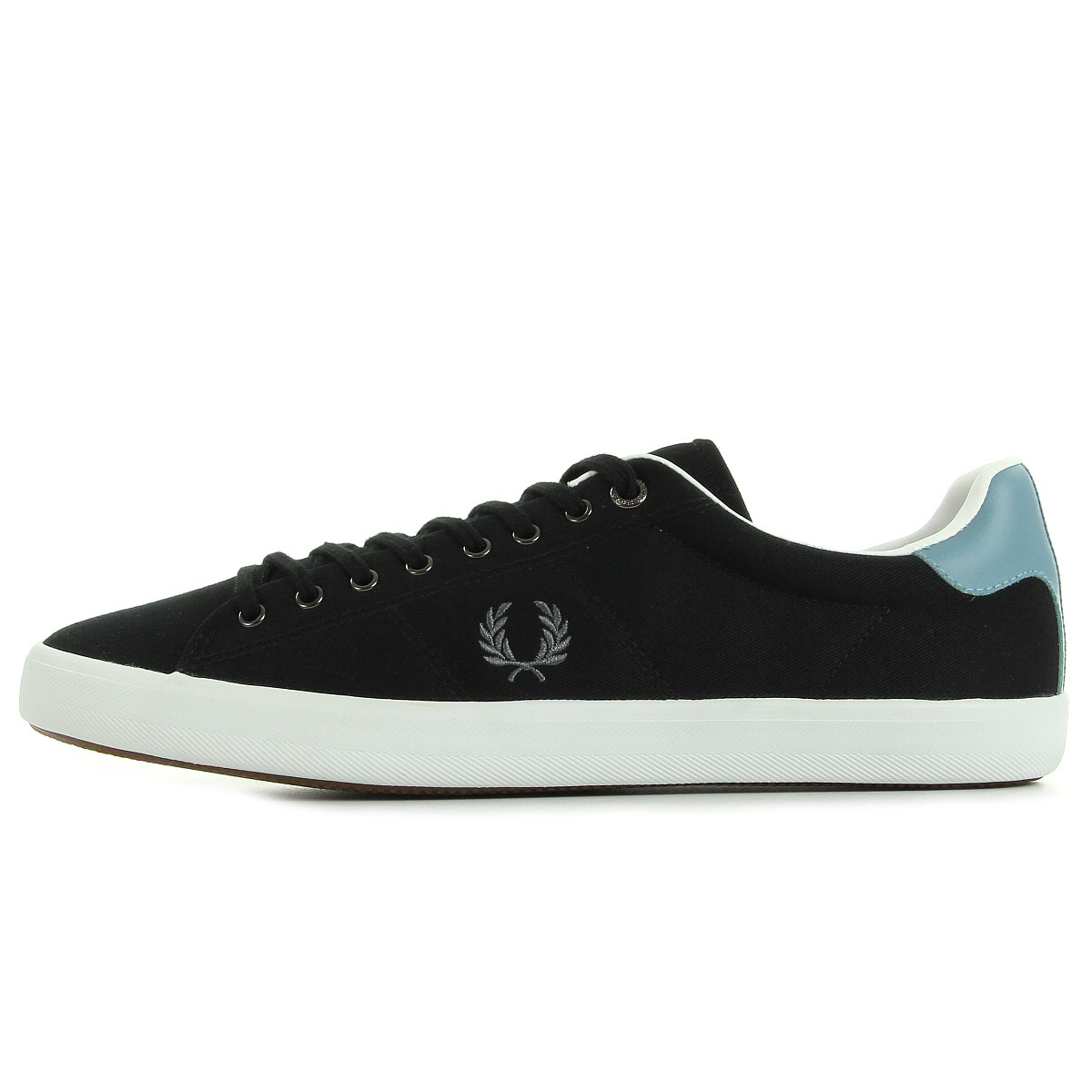 Fred Perry Howells Twill B7467102, Baskets mode homme