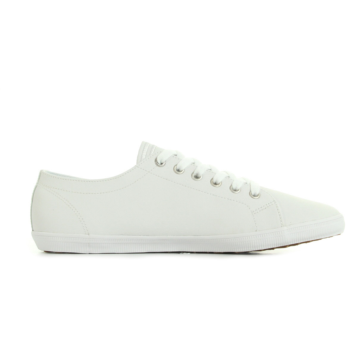 Fred Perry Kingston Leather White B6237U200, Baskets mode homme