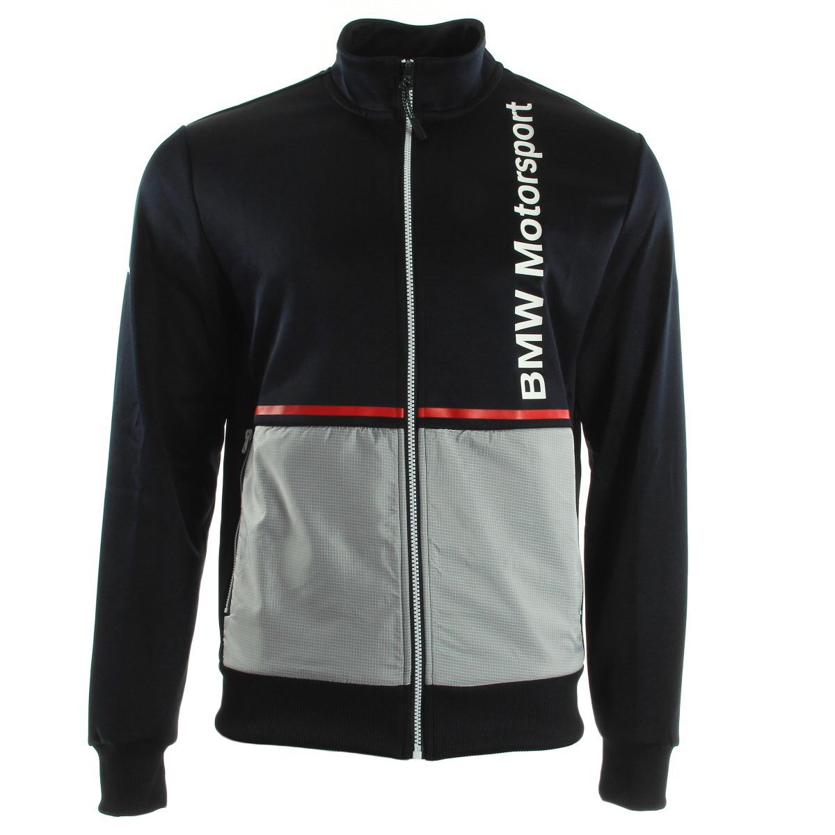 puma bmw track jacket team blue 76186801 vestes sport homme. Black Bedroom Furniture Sets. Home Design Ideas