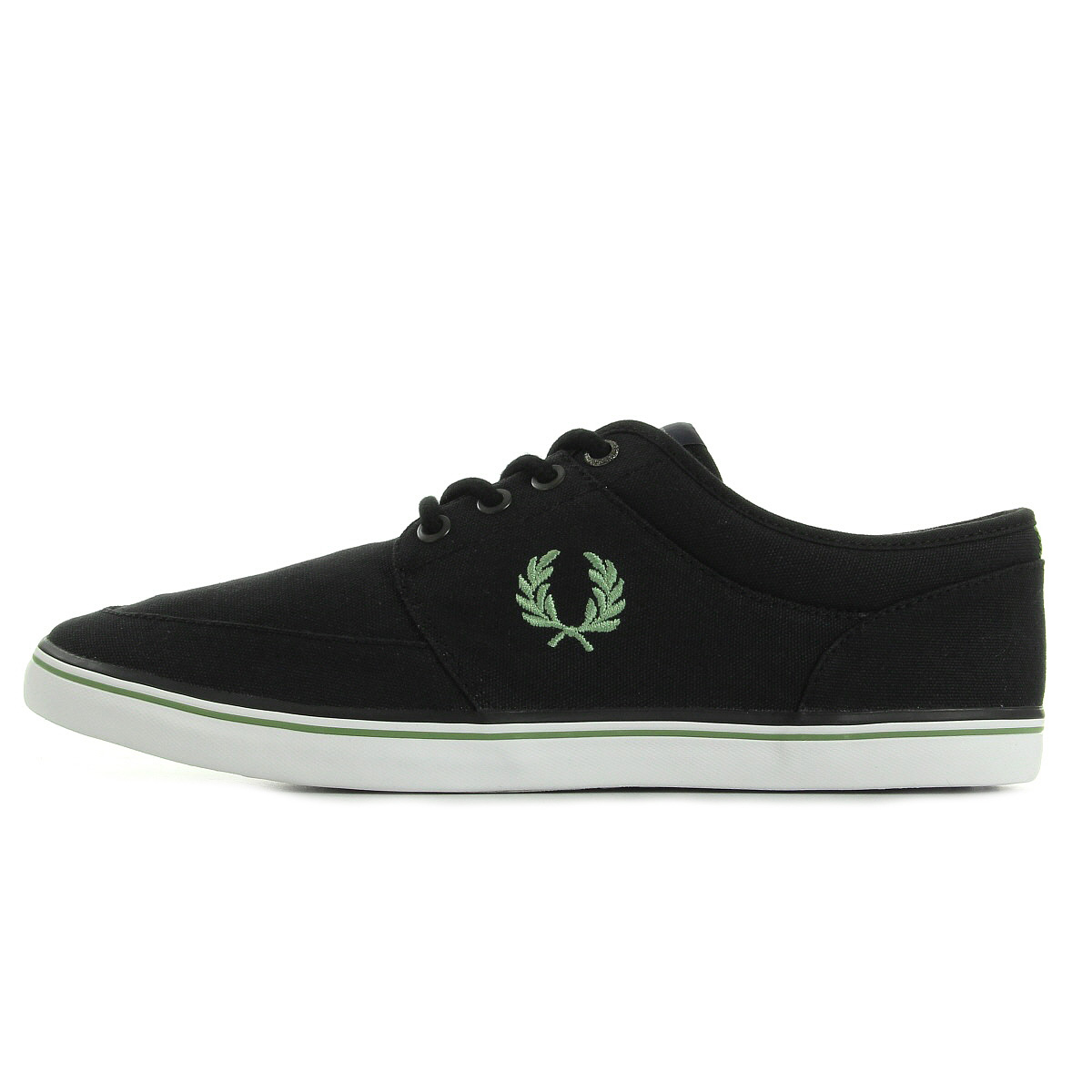Fred Perry Stratford Canvas B8284220, Basket - 40