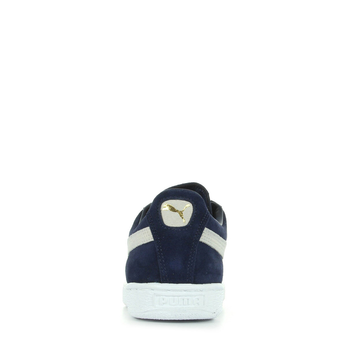 separation shoes 01e58 0eee5 Chaussures-Baskets-Puma-femme-Suede-Classic-taille-Bleu-