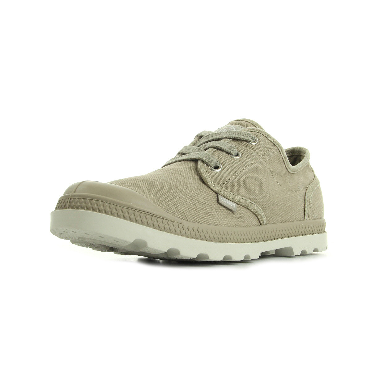Sneakers beige/gris US Oxford - Palladium