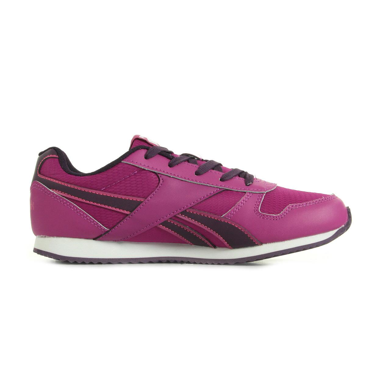 schuhe reebok damen royal cl jogger rosa ebay. Black Bedroom Furniture Sets. Home Design Ideas
