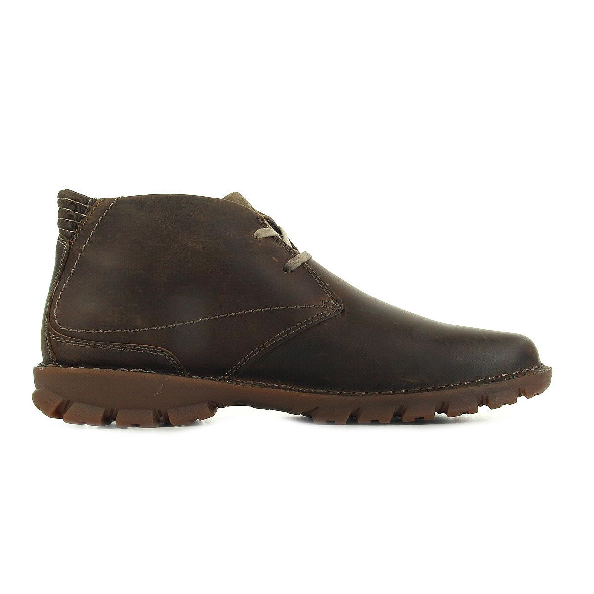 caterpillar mitch dark beige p720652 chaussures homme homme. Black Bedroom Furniture Sets. Home Design Ideas