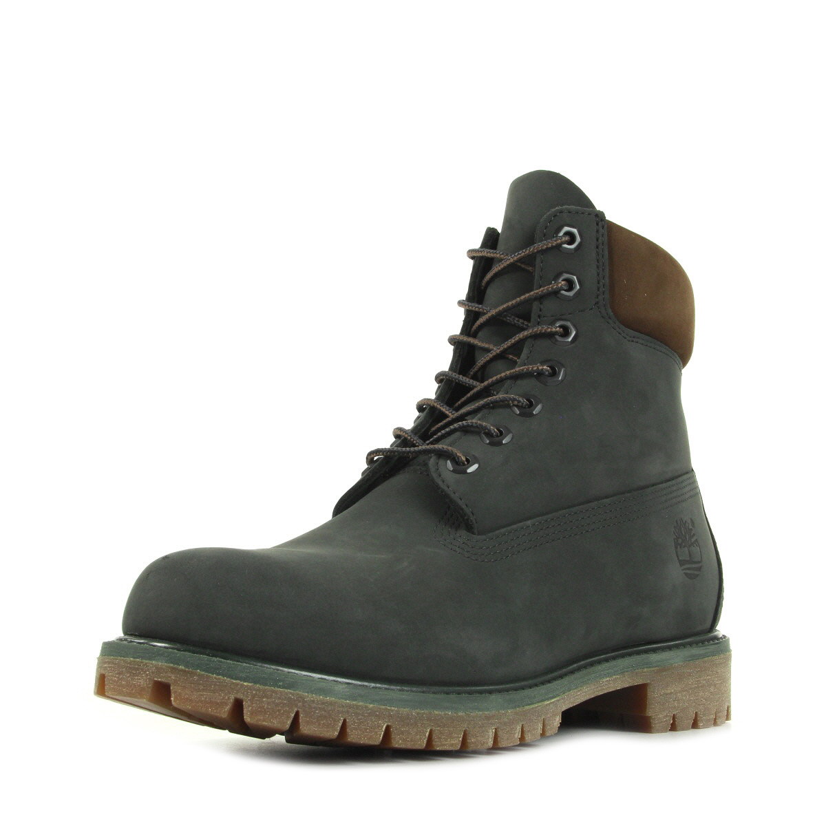 2211e11d Timberland AF 6in Premium Medium Green Nubuck CA17Q4, Boots homme