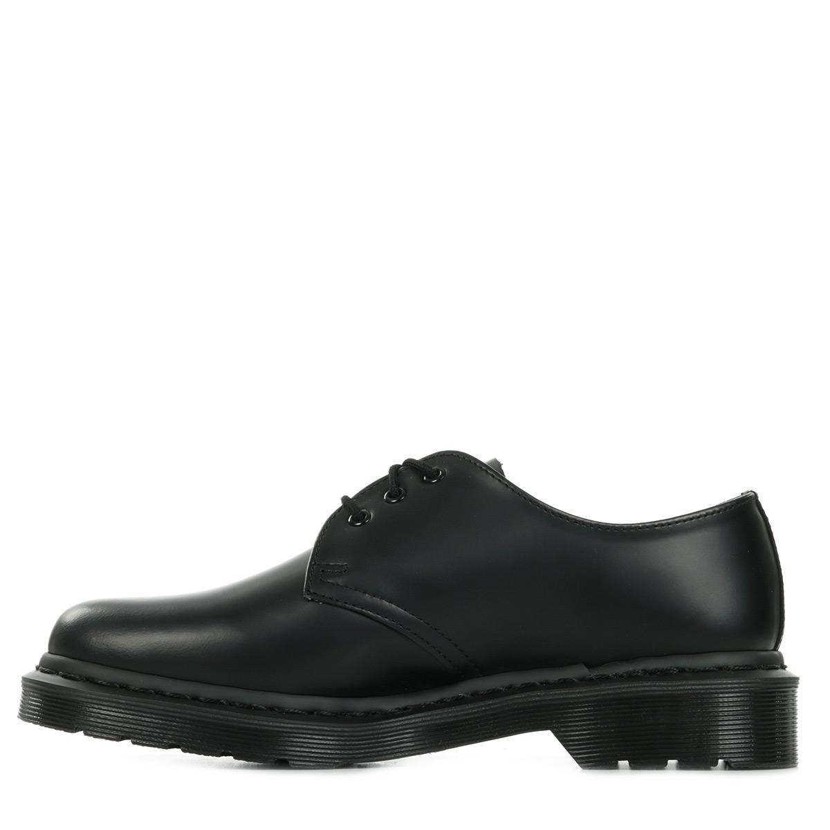 Dr. Martens 1461 Mono Black Smooth 14345001, Ville