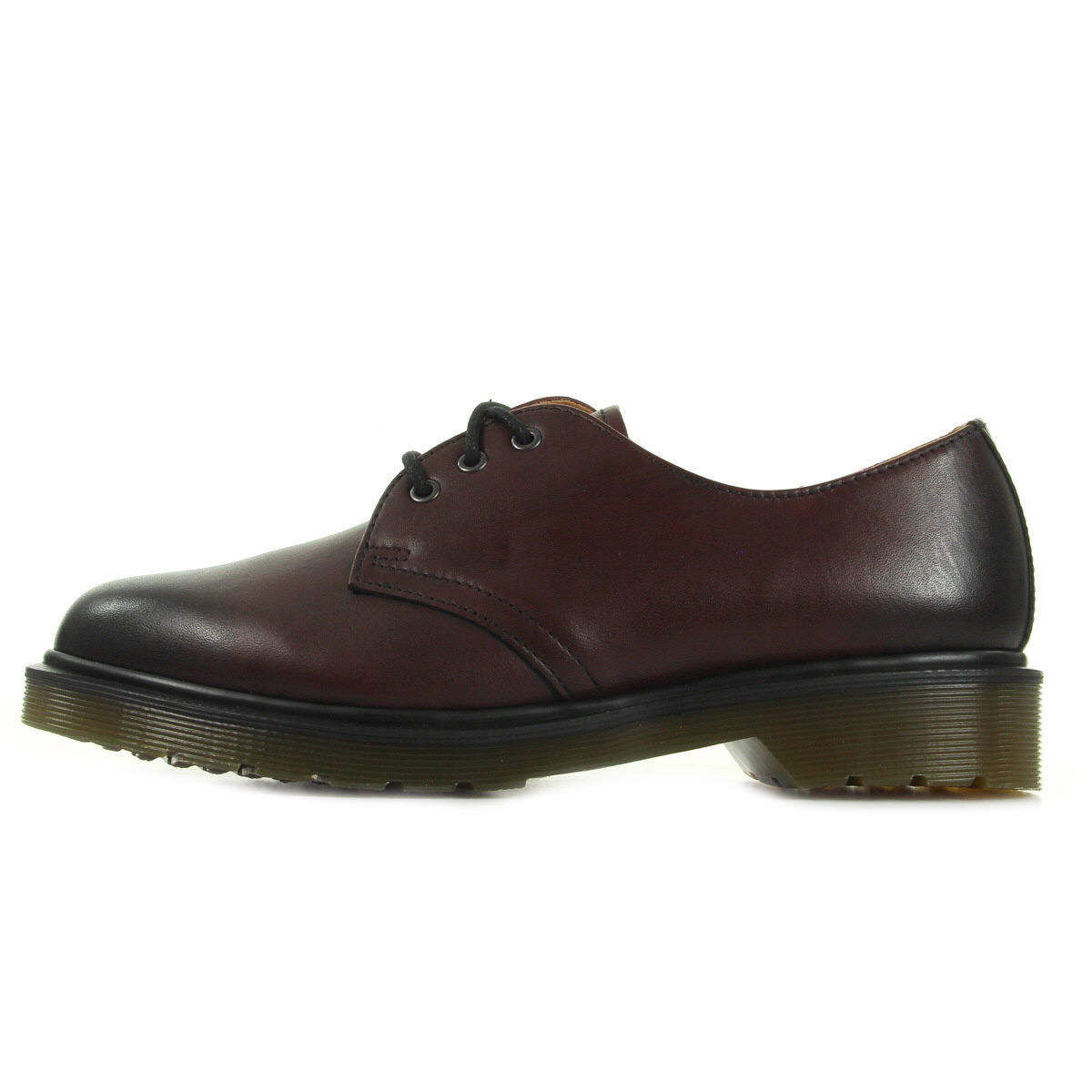 Dr. Martens 1461 Cherry Red Antique Temperley 21153600, Ville femme
