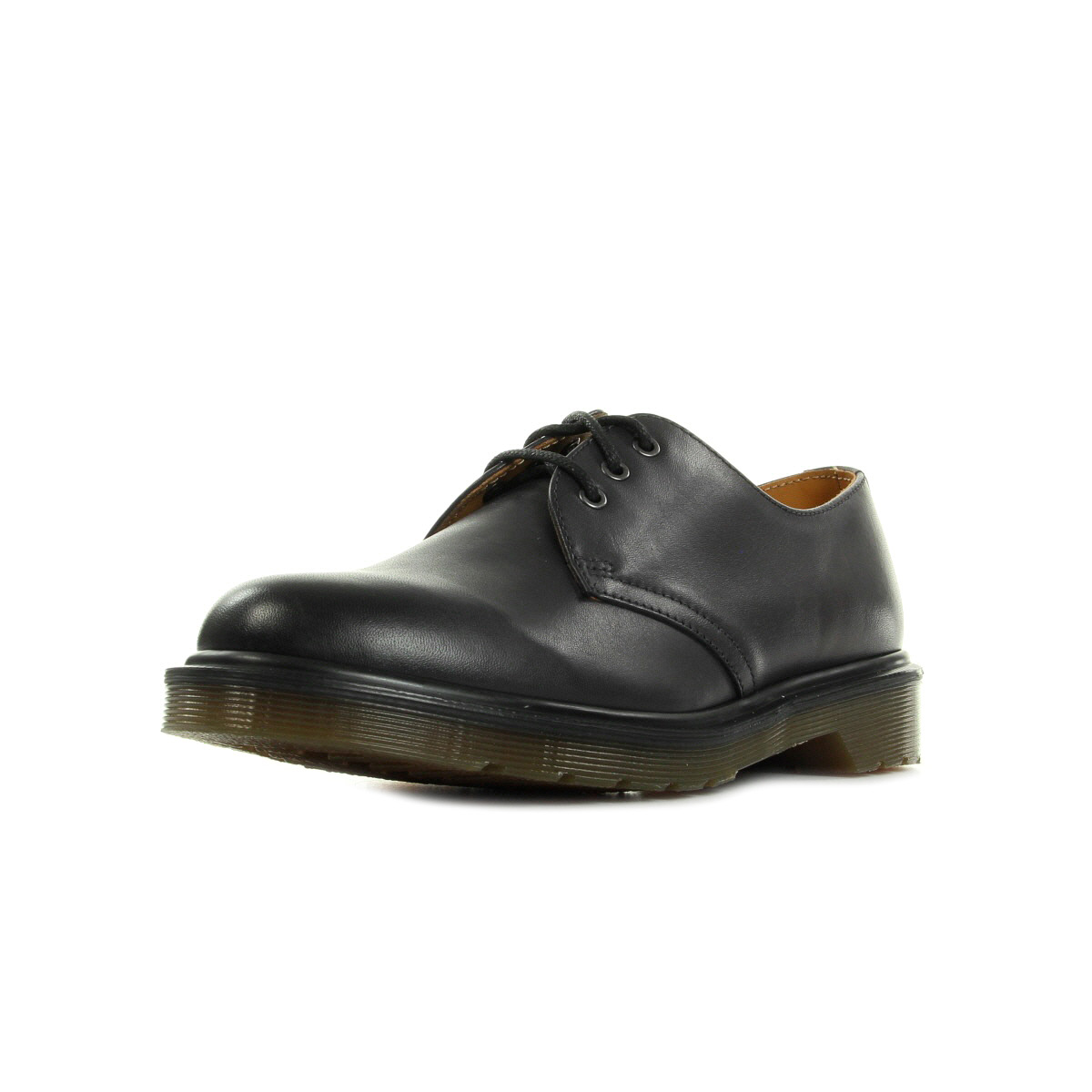 Chaussures Doc Martens 1461 Temperley Charcoal black femme 21153005 fqesb