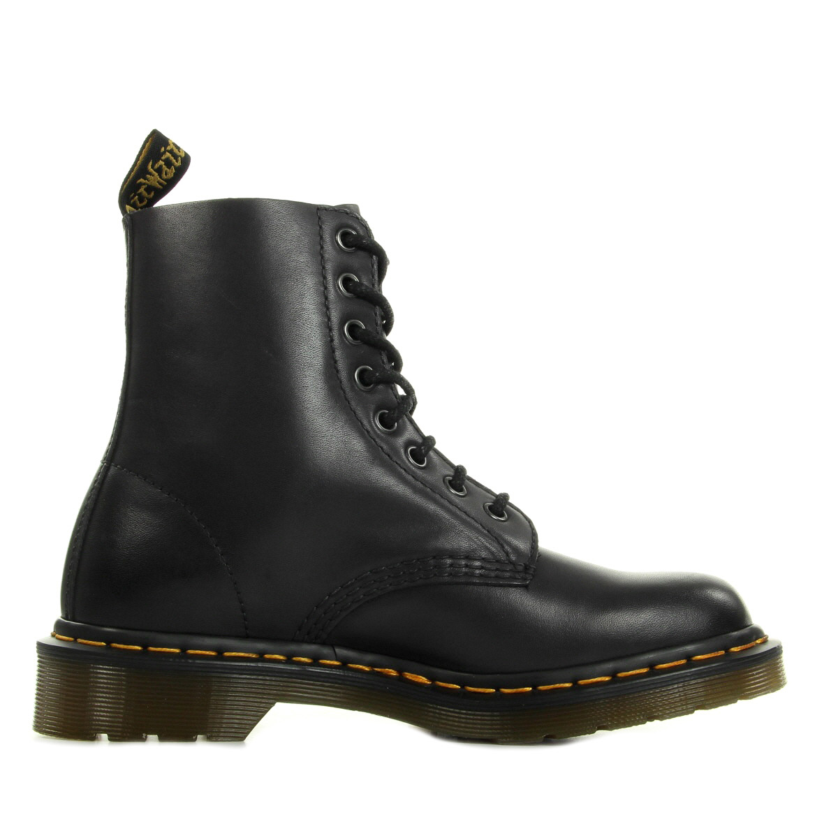 Dr. Martens Pascal Charcoal Antique Temperley 21154005, Boots femme