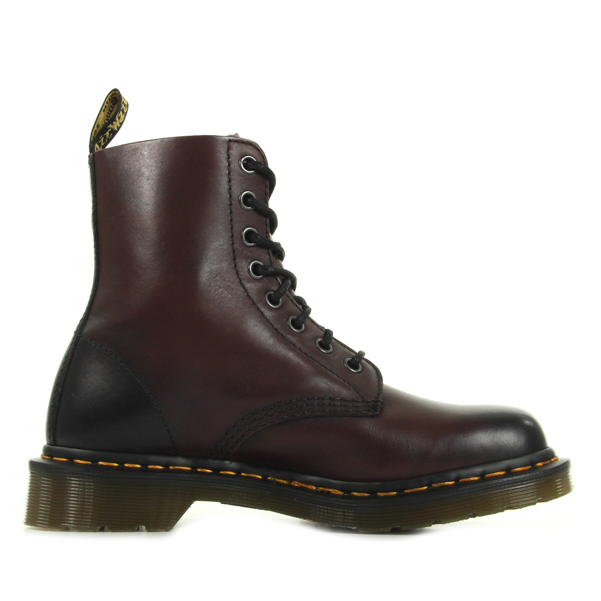dr martens pascal cherry red antique temperley 21154600 chaussures homme homme. Black Bedroom Furniture Sets. Home Design Ideas