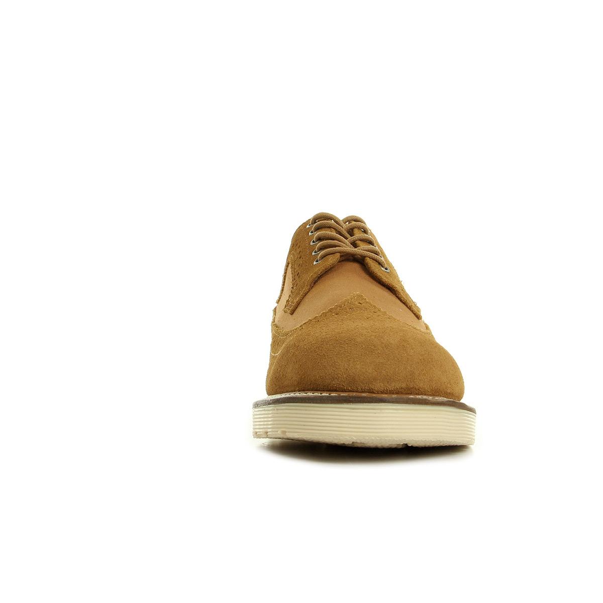 Chaussures Dr Martens CoronadoHi Suede Wp Mid Grey NBnRl