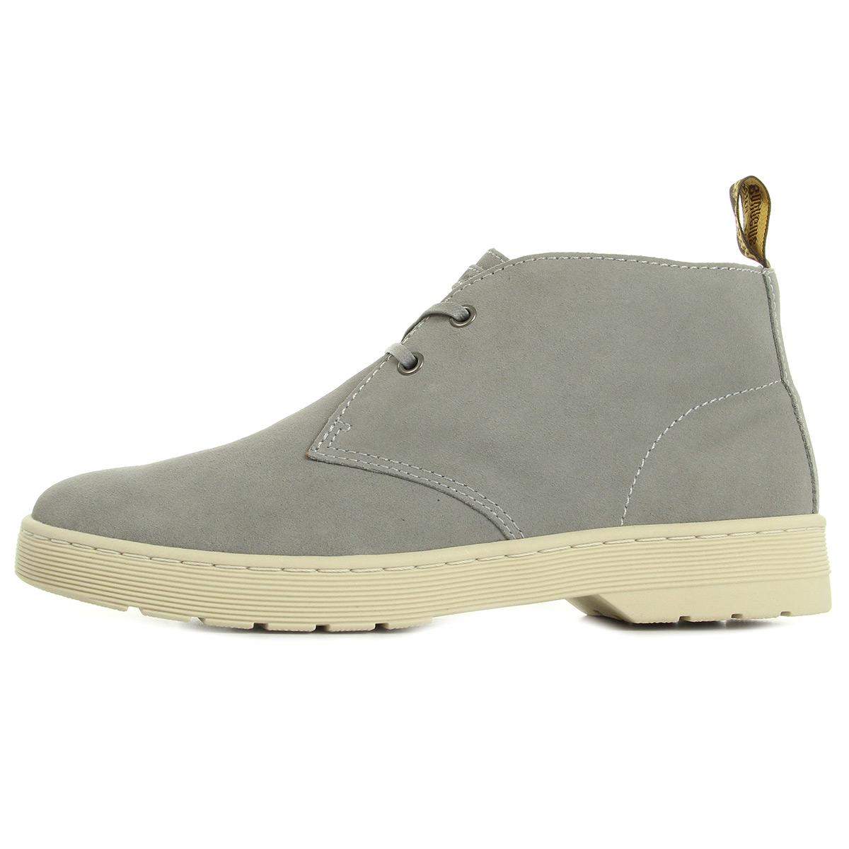 Boots Dr Martens Cabrillo Hi Suede Wp Mid Grey Dh5O55A8fU