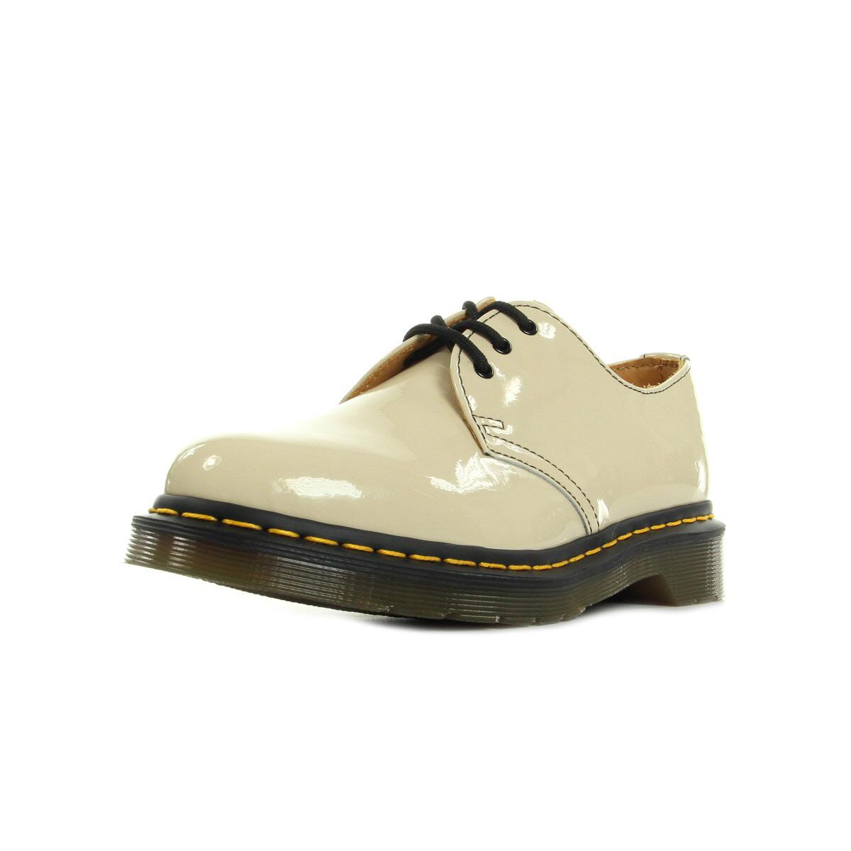 Chaussures Dr Martens 1461 Porcelain Patent Lamper qac50