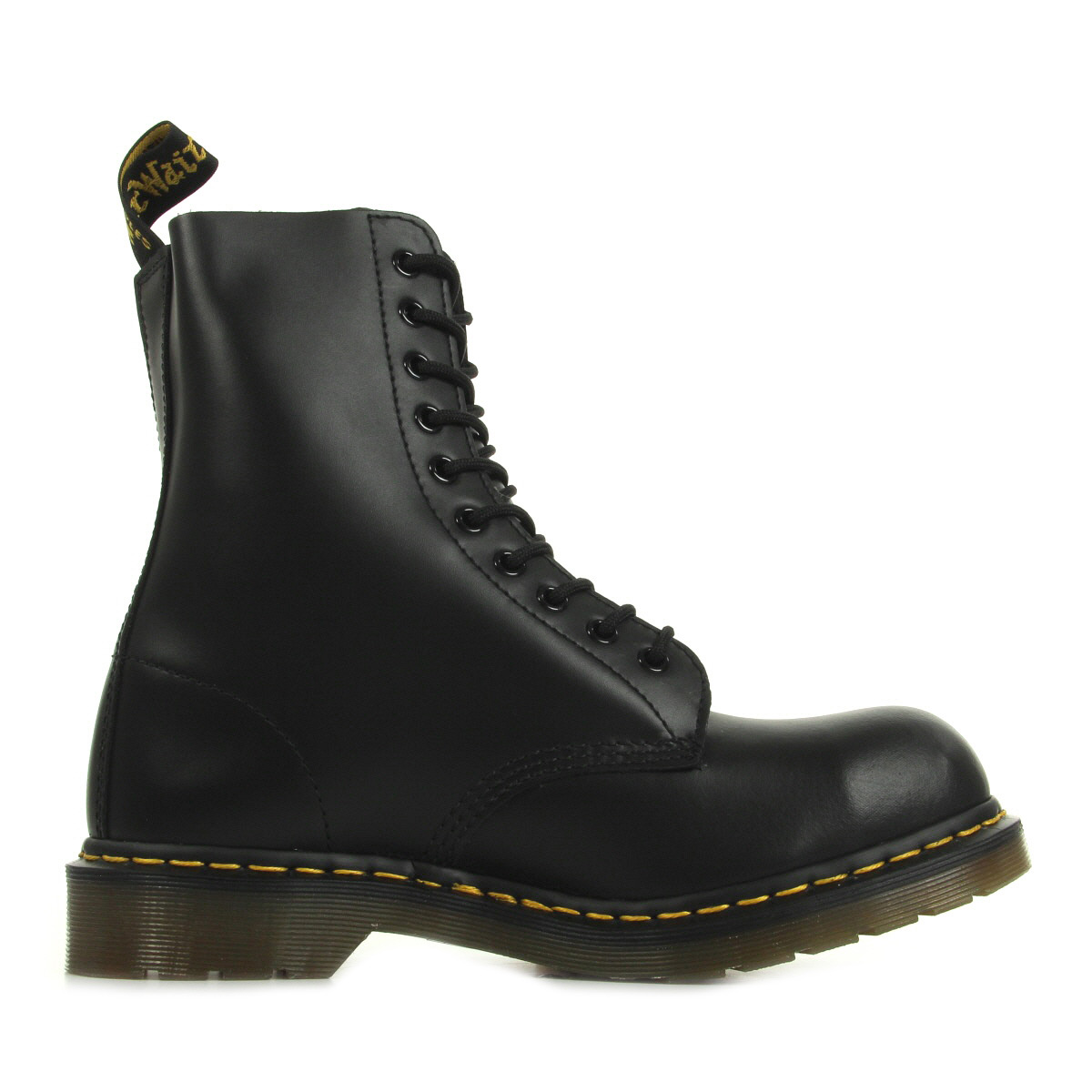Dr. Martens 1939 Black Fine Haircell 10105001, Boots