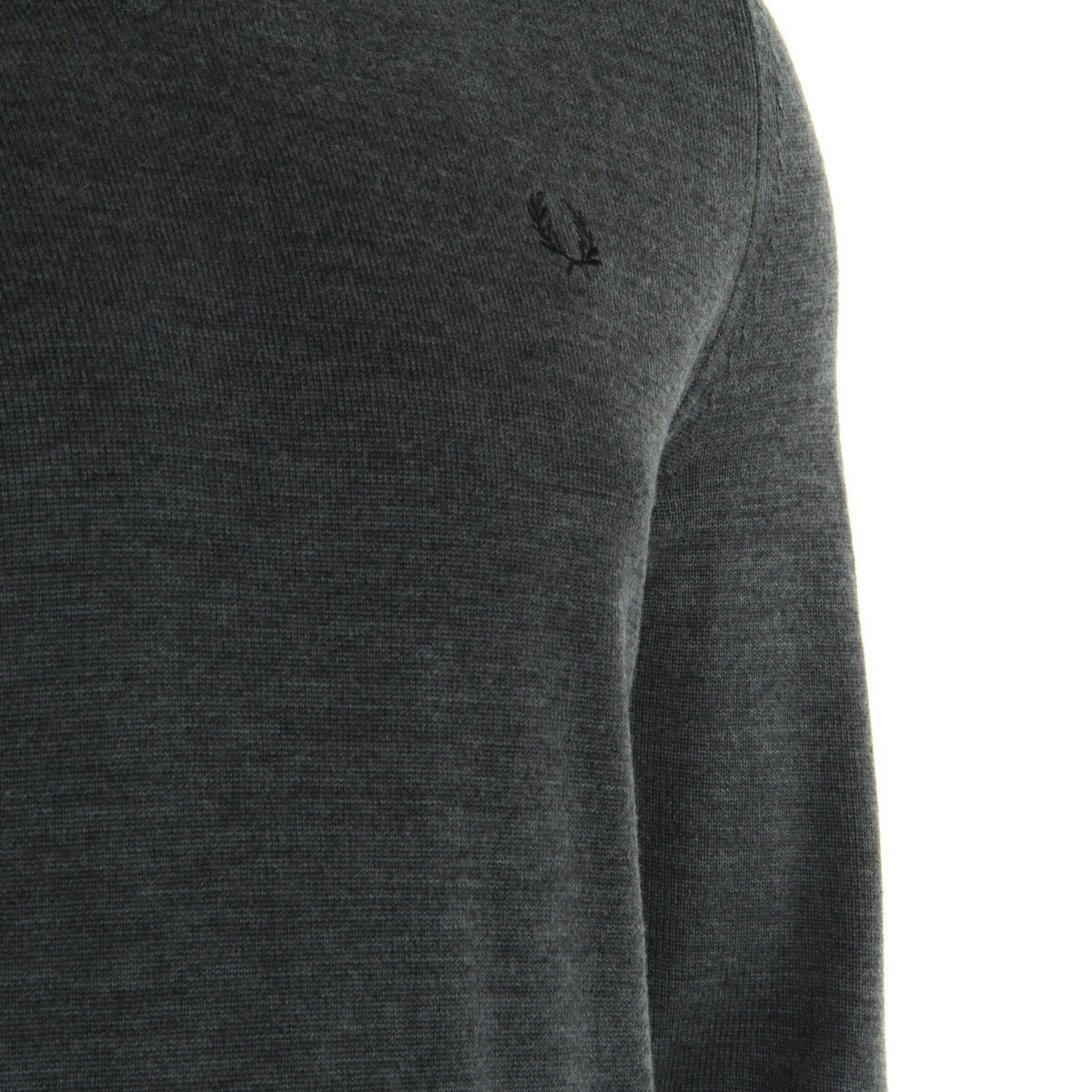 Fred Perry Classic Tipped V Neck K7210829, Pulls homme