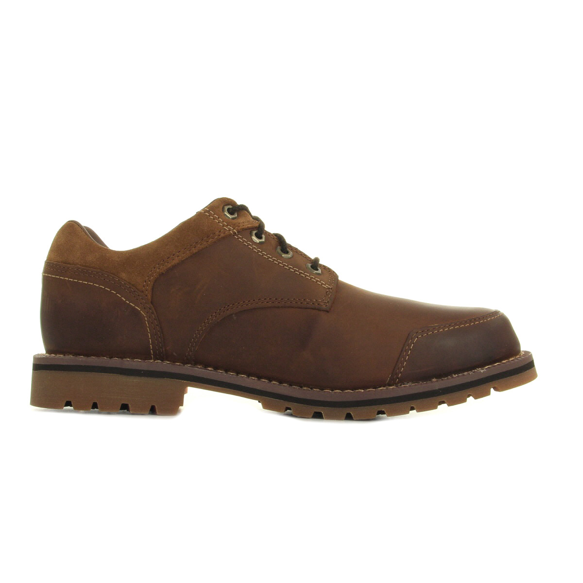 Timberland Larchmont Oxford Full Grain and Suede CA13H2