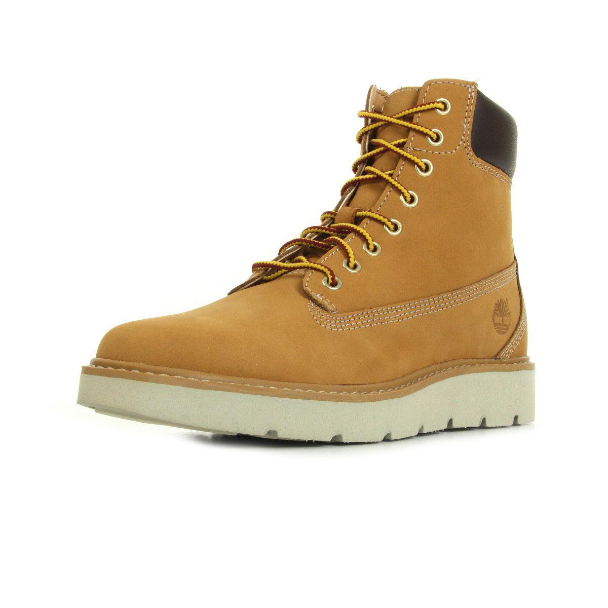 Lace Up Ca161uBoots Nubuck Kenniston 6in Timberland Femme nmwNv80O