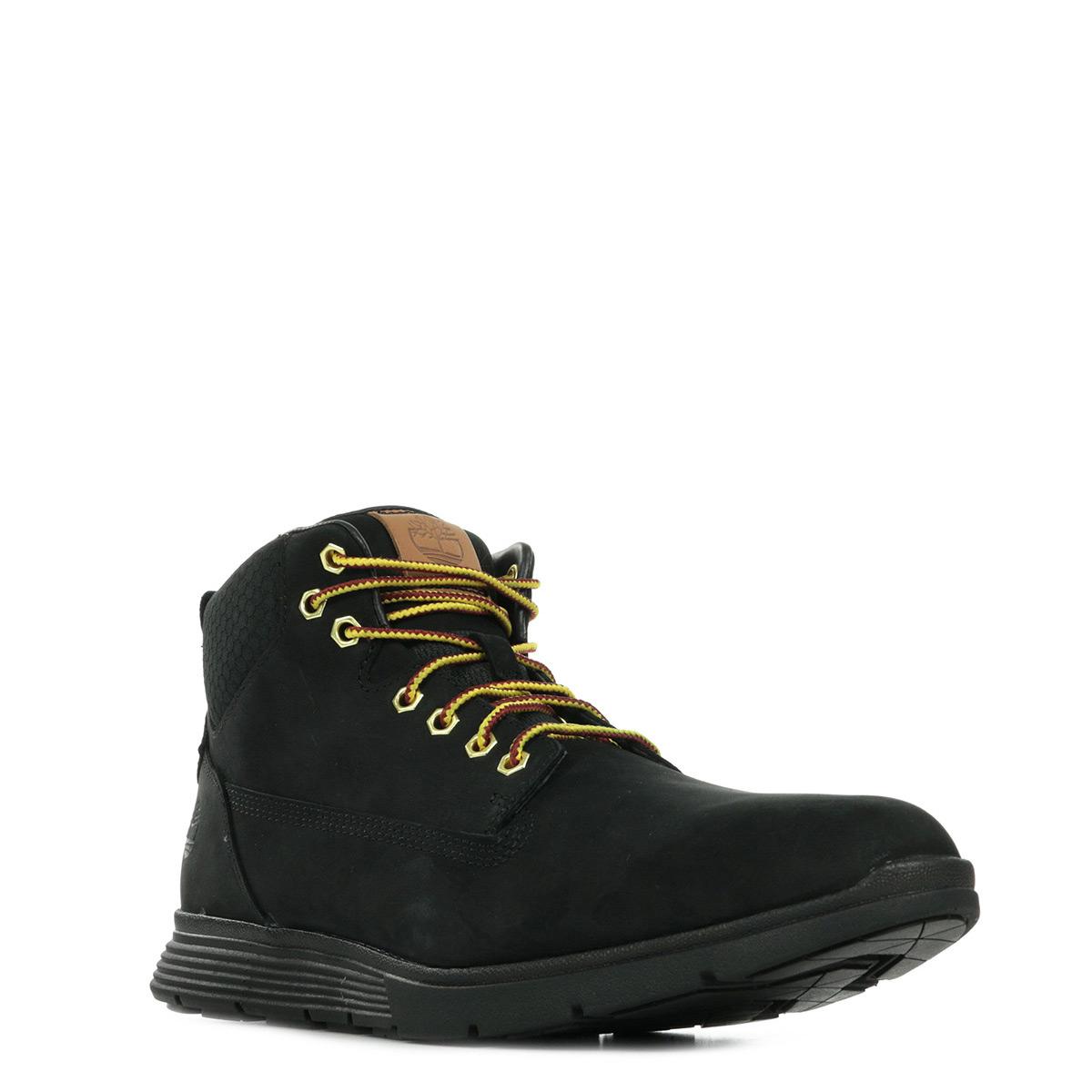 Timberland Killington Chukka Black Nubuck CA19UK, Boots homme