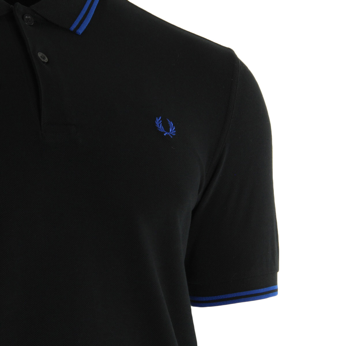 Fred Perry Twin Tipped Shirt M3600D73, Polos homme
