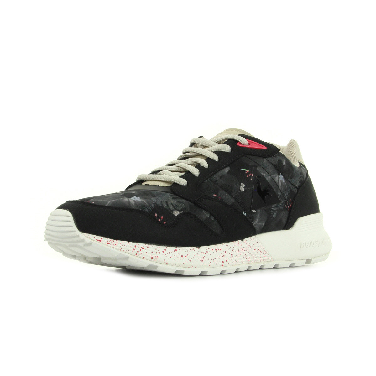 le coq sportif omega x w winter floral 1620832 chaussures homme homme. Black Bedroom Furniture Sets. Home Design Ideas
