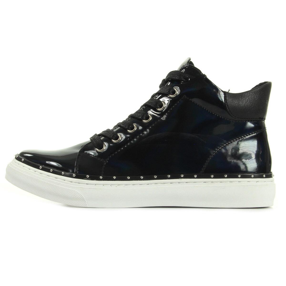 Sixtyseven Fred Black/ Tayler 78290BLK, Baskets mode femme