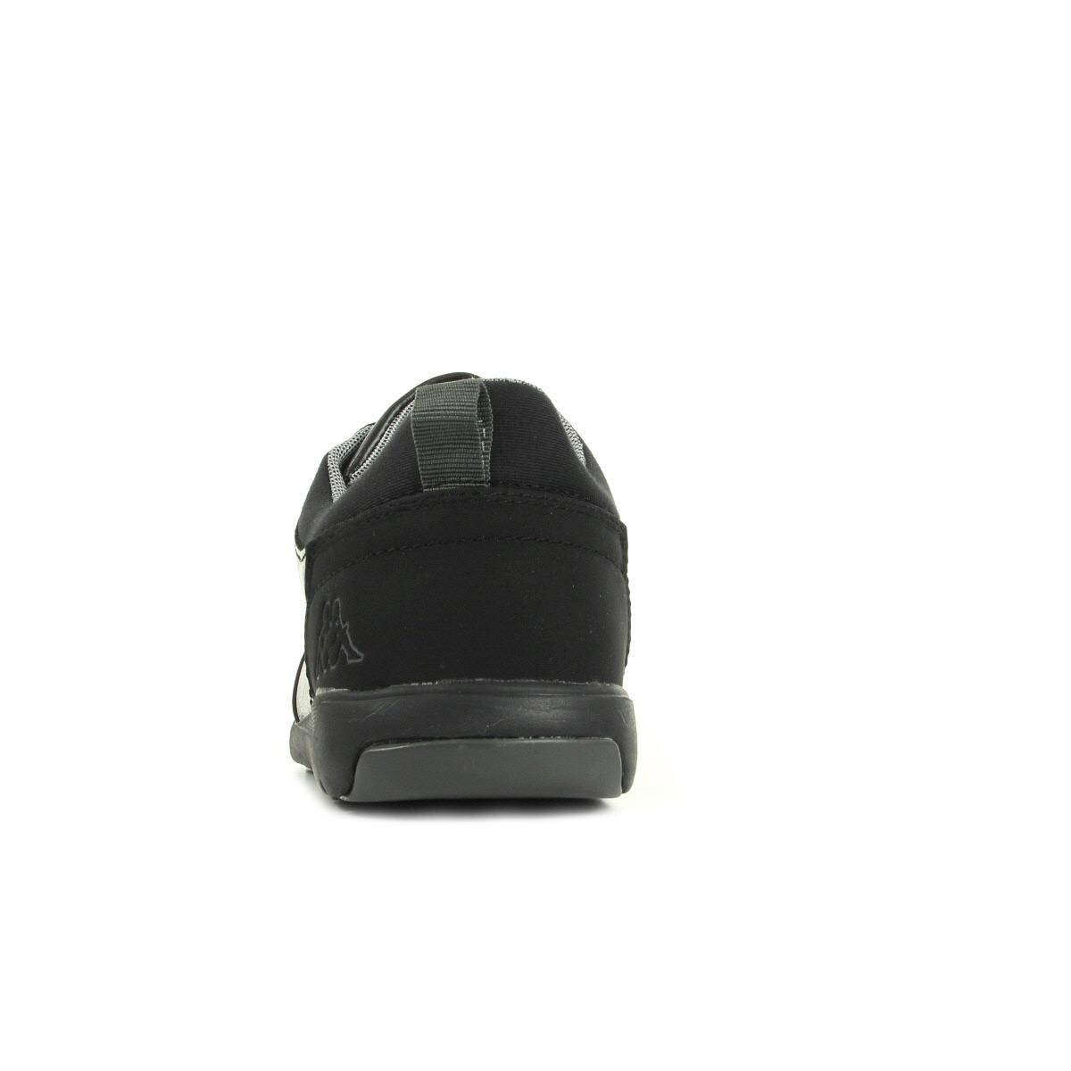Kappa Caymes Black 303NVJ0900, Baskets mode homme