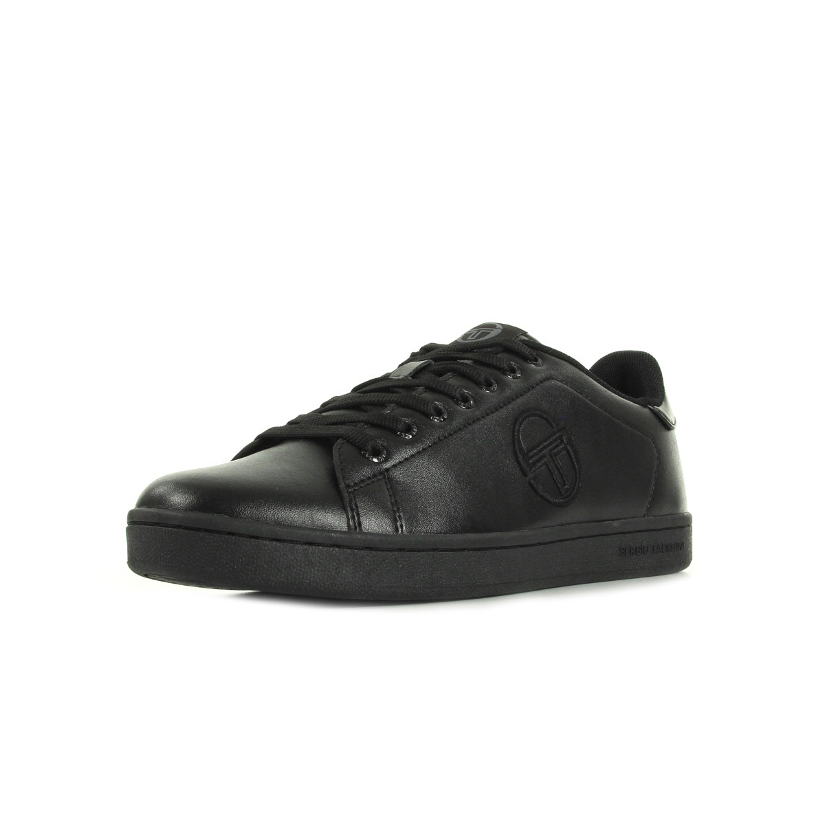 sergio tacchini gran torino black st62410120 chaussures homme homme. Black Bedroom Furniture Sets. Home Design Ideas