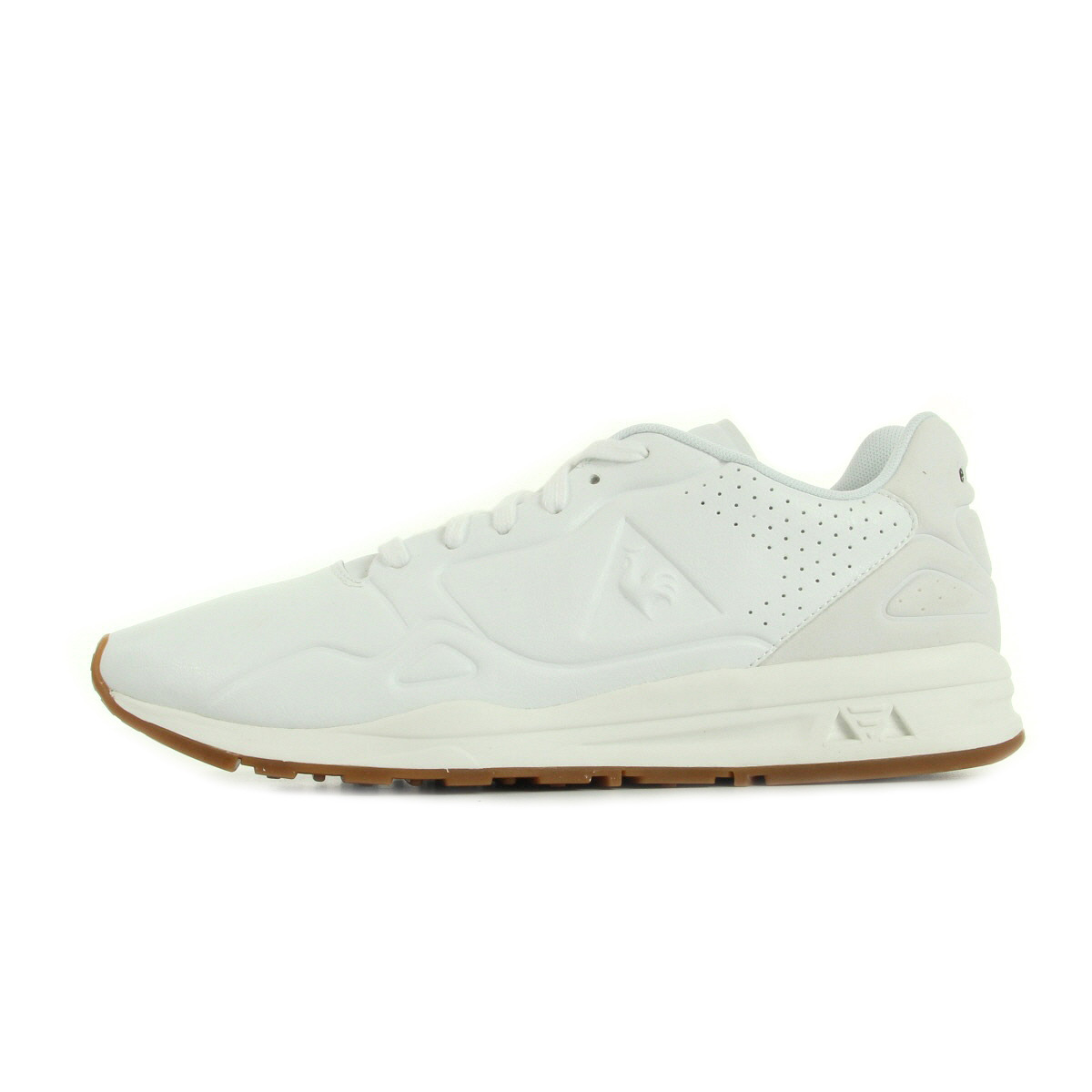 Le Coq Sportif LCS R9XX S Leather Optical White 1620185, Baskets mode