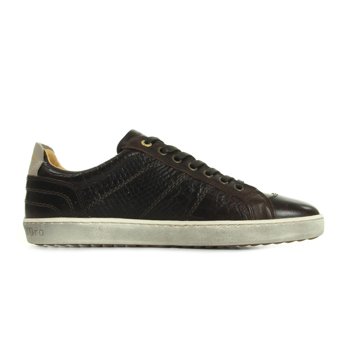Dark Cocodrillo Uomo Pantofola Low Mode After Homme D'oro Canaverse 10163049iquBaskets sCthrdQx