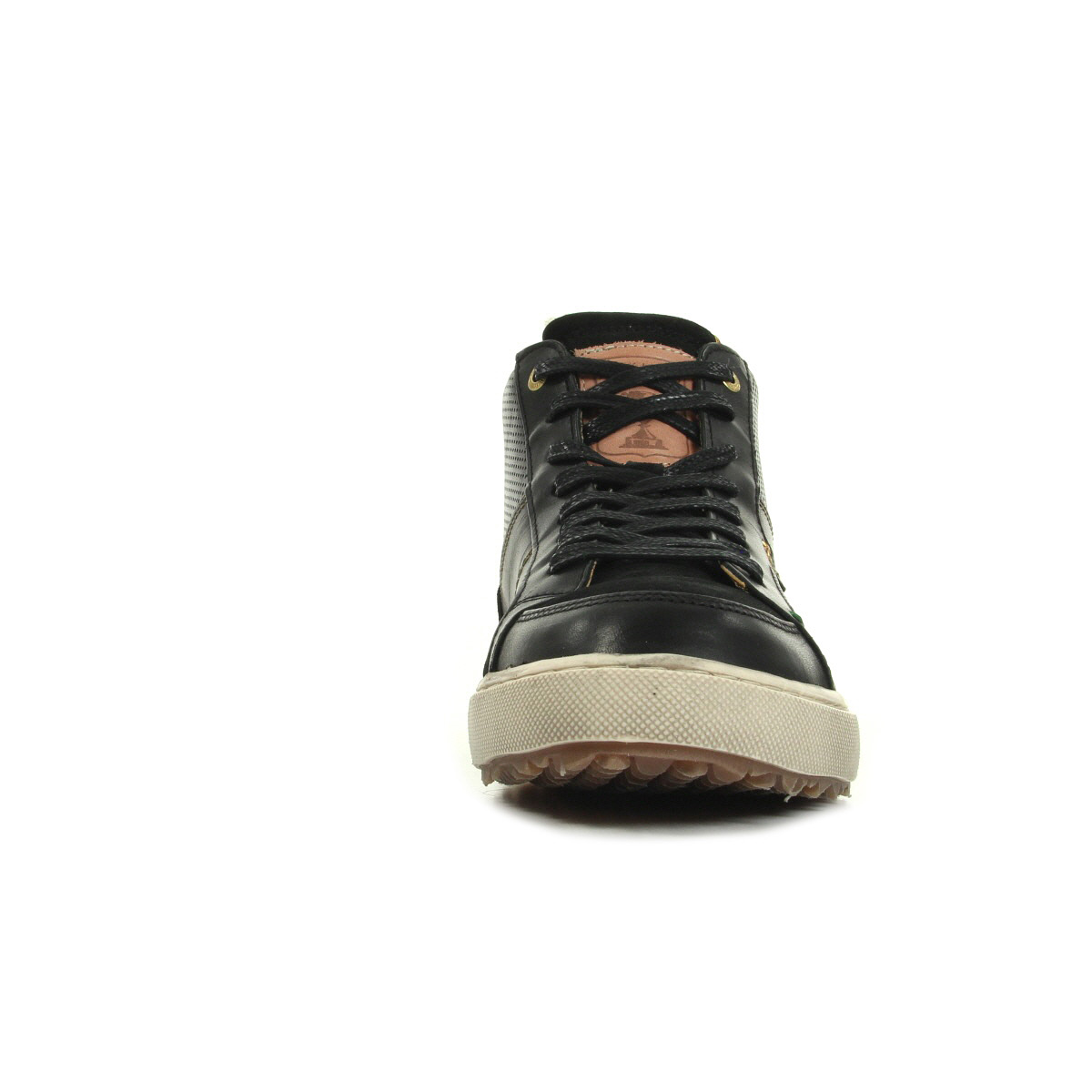Baskets Pantofola d'Oro Teco Pelliccia Mid Black 2cNbB