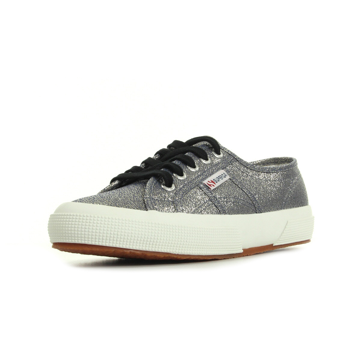 Marques Chaussure femme Superga femme 2750 Lame W Grey