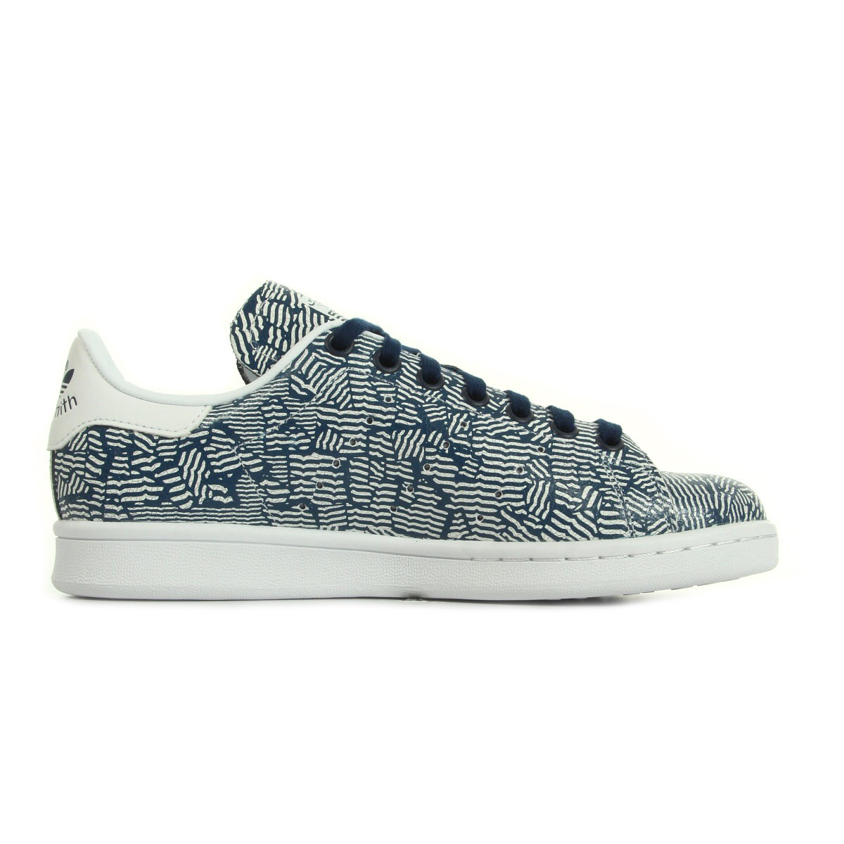 adidas stan smith toile blanche blanc