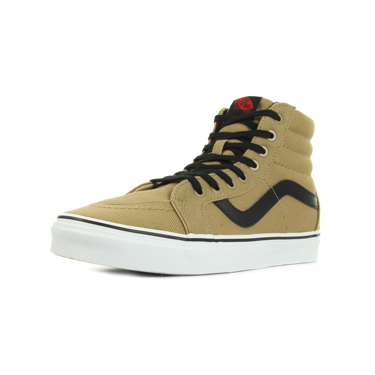 vans u sk8 hi reissue twill gnghm v3caikt chaussures homme homme. Black Bedroom Furniture Sets. Home Design Ideas