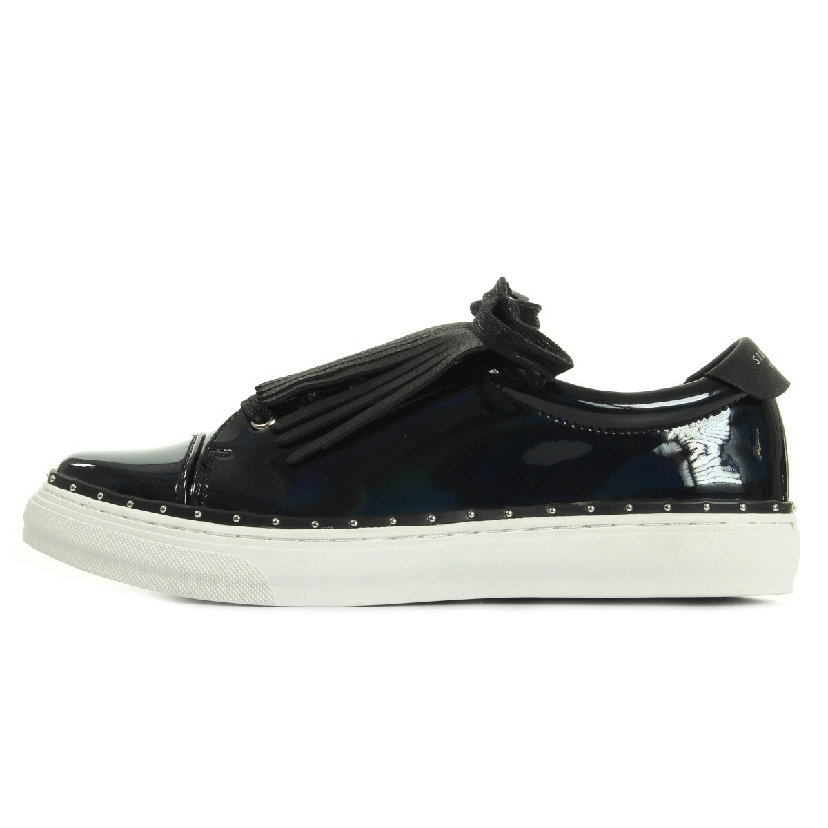 mode femme Black Tayler Fred Sixtyseven Baskets 78291BLK BF4qxw