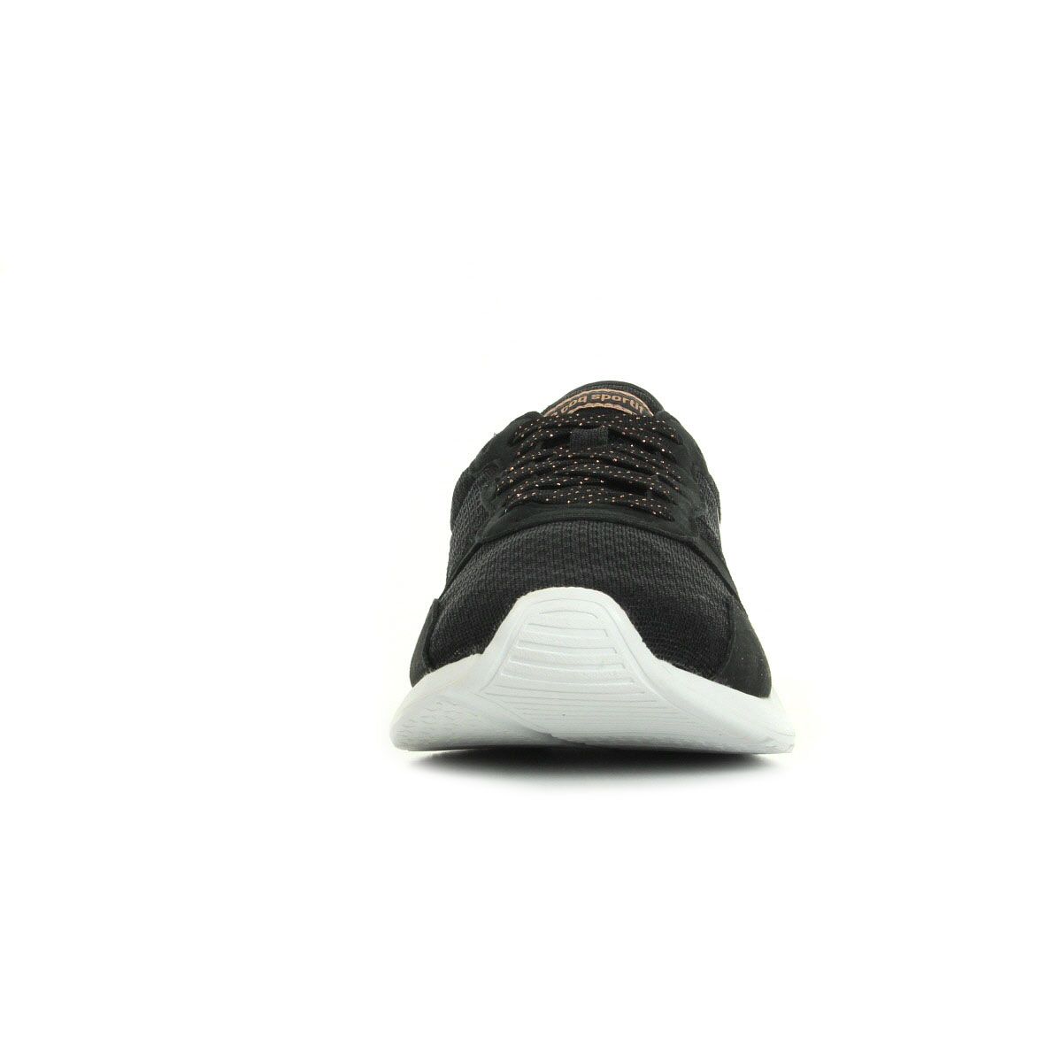 Le Coq Sportif Lcs R600 W Summer Feminine Mesh Black 1710286, Baskets mode femme