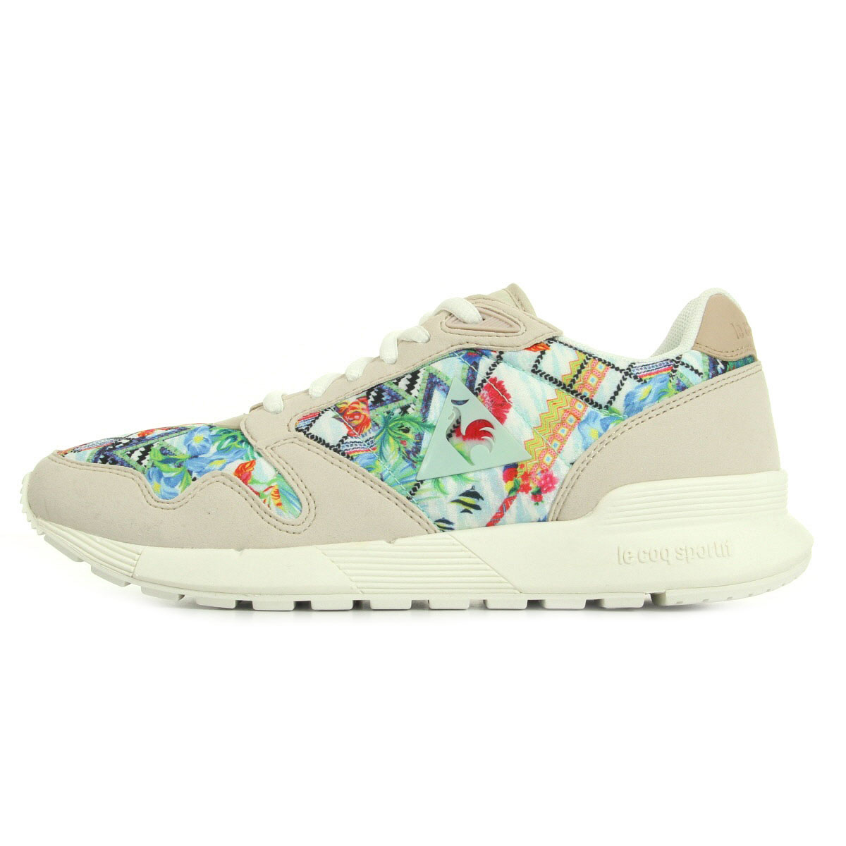 le coq sportif omega x w garden fusion 1710240 chaussures homme homme. Black Bedroom Furniture Sets. Home Design Ideas