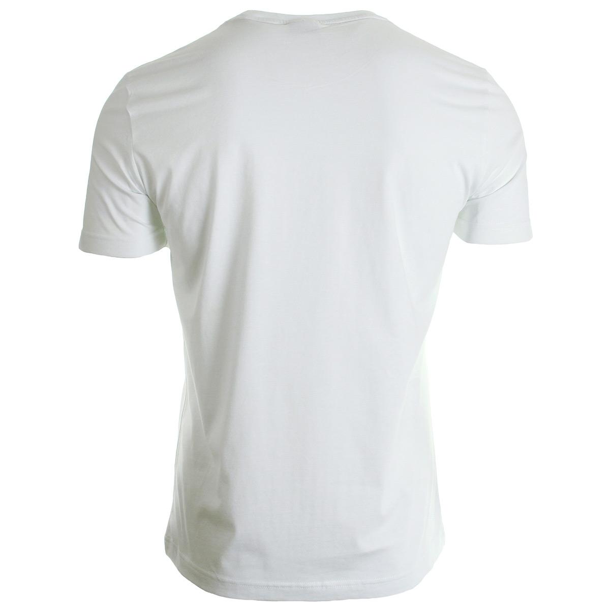 Le Coq Sportif Ess N°1 Tee White 1710348, T-Shirts homme