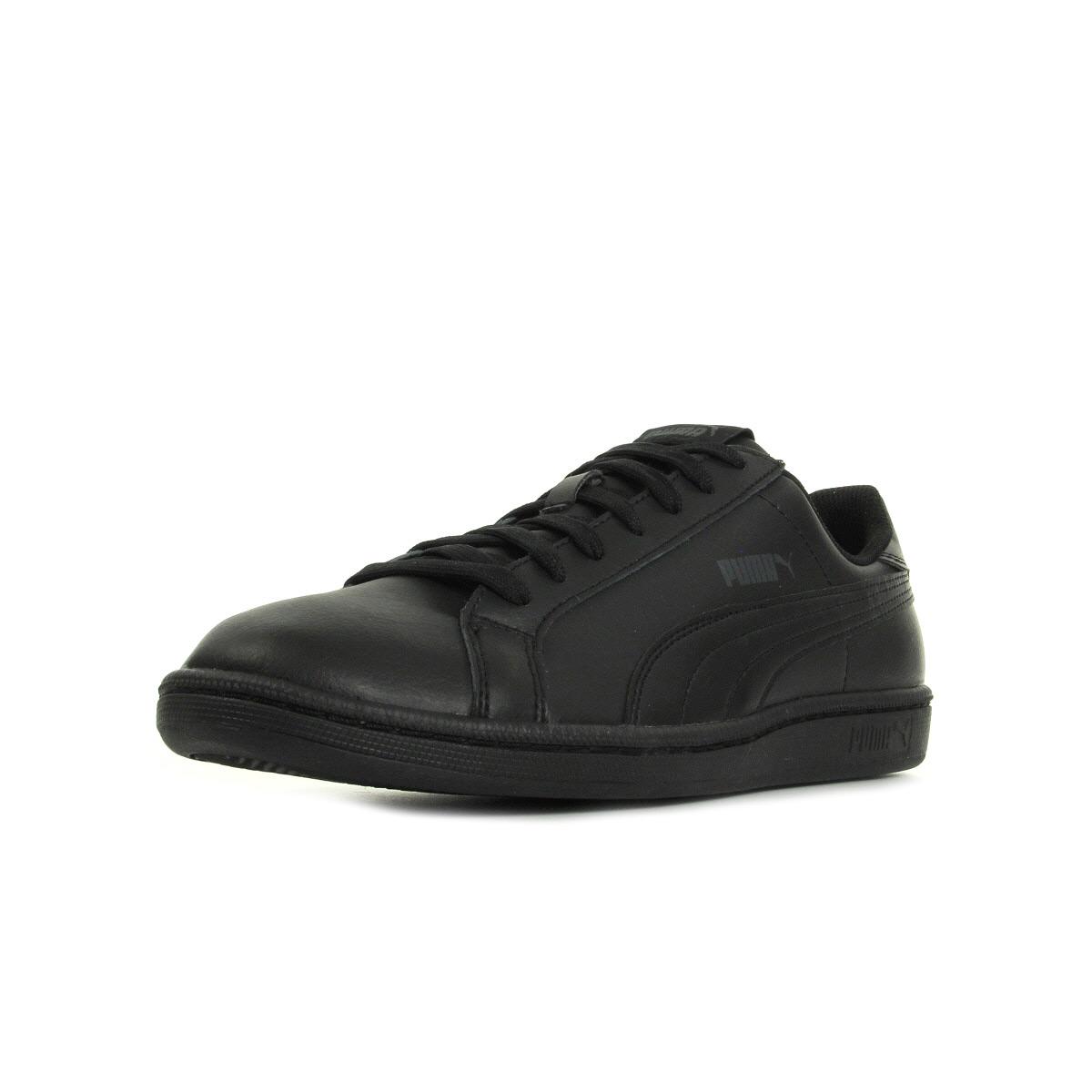 SMASH DENIM BLK - Chaussures Homme Puma WzF2N